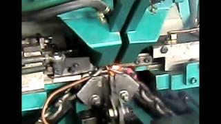 Линия изготовления круглозвенных цепей
