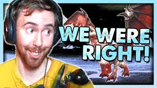 Asmongold Discovers Leaked 8.3 Raid The End Of Titanforging In Wow We Were Right About Azeroth...