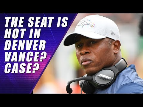Should John Elway Fire Vance Joseph Now?