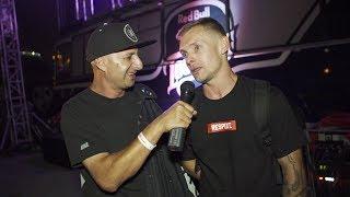 Włodi - wywiad na Polish Hip Hop TV Festiwalu w Płocku