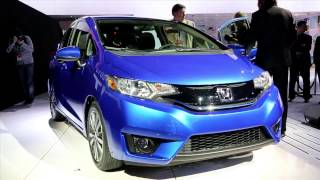 Baixar 2015 Honda Fit Video Preview, Live from the Detroit Auto Show