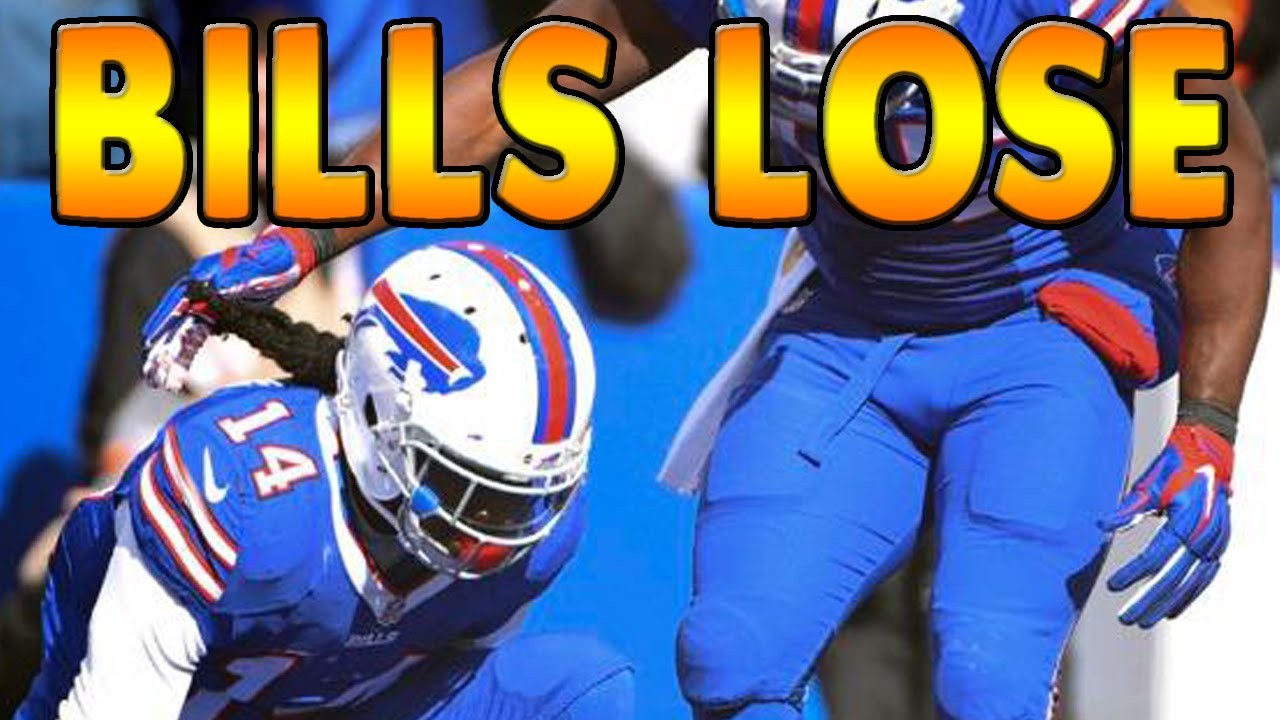 Buffalo Bills Lose vs. Cincinnati Bengals - Madden 16 Draft Champions - Sammy Watkins Episode 11 - YouTube