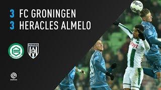 Video Gol Pertandingan FC Groningen vs Heracles