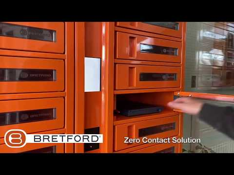 Bretford's TechGuard Connect Locker Case Study -  No Touch IT - EDU