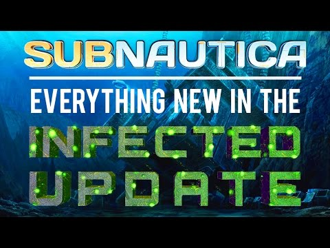 Everything New In The Infected Update! | Subnautica