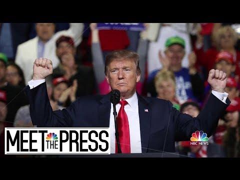 Republicans Divide Over Support For Trumps National Emergency Declaration