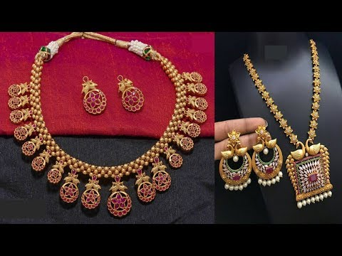 Exclusively Gorgeous Ruby And Emerald Necklace Designs