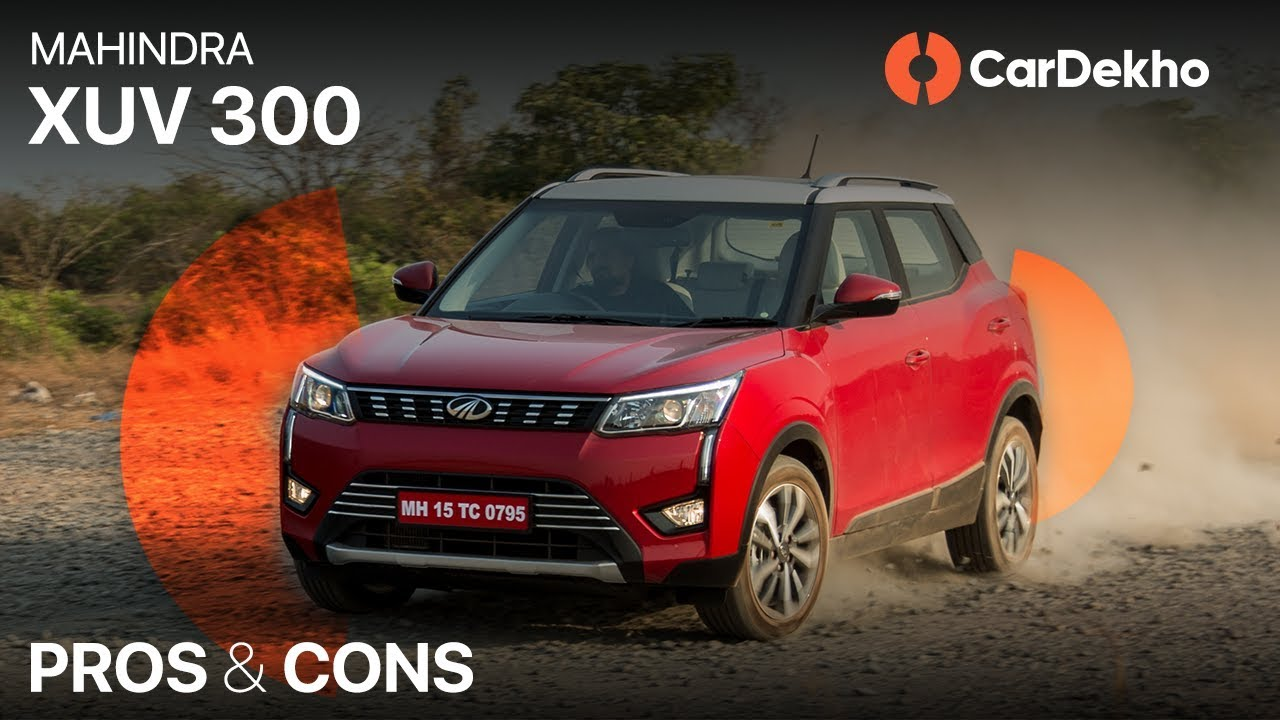 Mahindra XUV300 Specifications & Features, Configurations