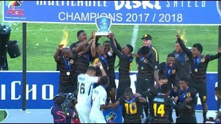 2018 MultiChoice Diski Shield FINAL - Mamelodi Sundowns vs Kaizer Chiefs