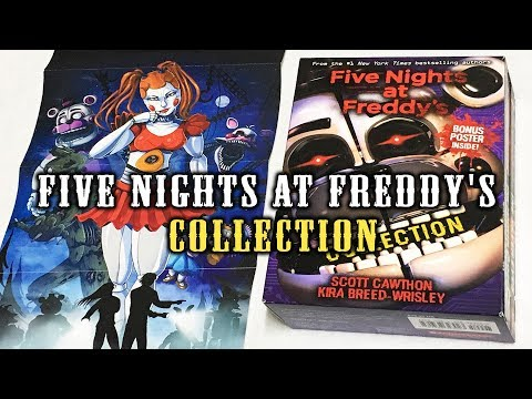 Unboxing Five Nights at Freddy's Collection thumbnail