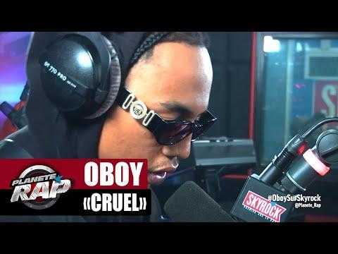 Youtube: Oboy«Cruel» #PlanèteRap