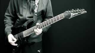 Korn - Narcissistic Cannibal (guitar cover)