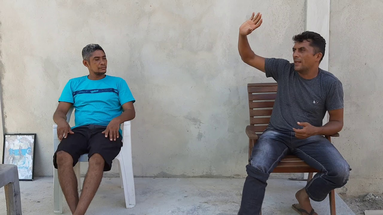 UMA Conversa amiga com Chico da cohebe e Chico museu