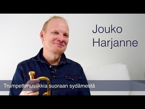 Jouko Harjanne - trumpettimusiikkia suoraan sydämestä