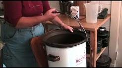 Johannisbeersirup selbst herstellen