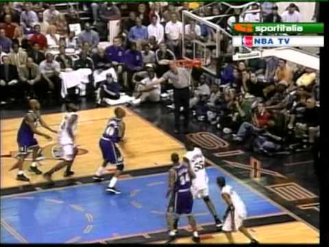 2001 NBA Eastern Conference Finals Game 5 part 1