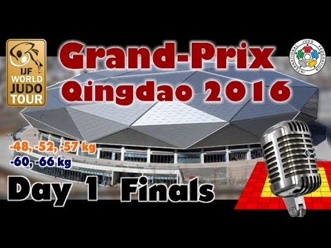 Judo Grand-Prix Qingdao 2016: Day 1 - Final Block