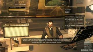 Deus Ex Human Revolution полное прохождение 2011 год