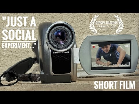"""Just a Social Experiment..."" 