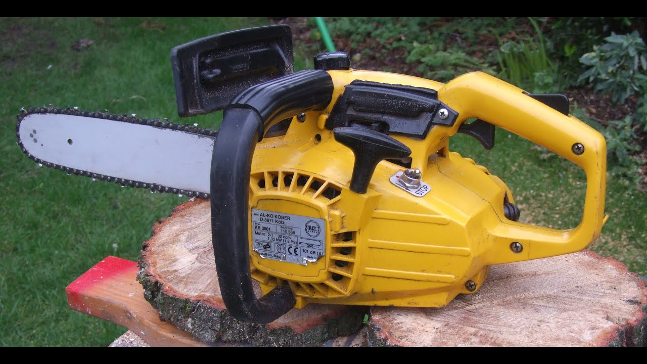 chainsaw repair alko alpina champion oil in engine not starting rh youtube com Milodon 31015 Home Depot Cordele GA 31015