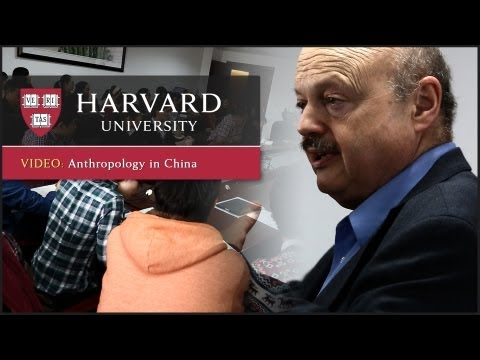 Anthropology in China