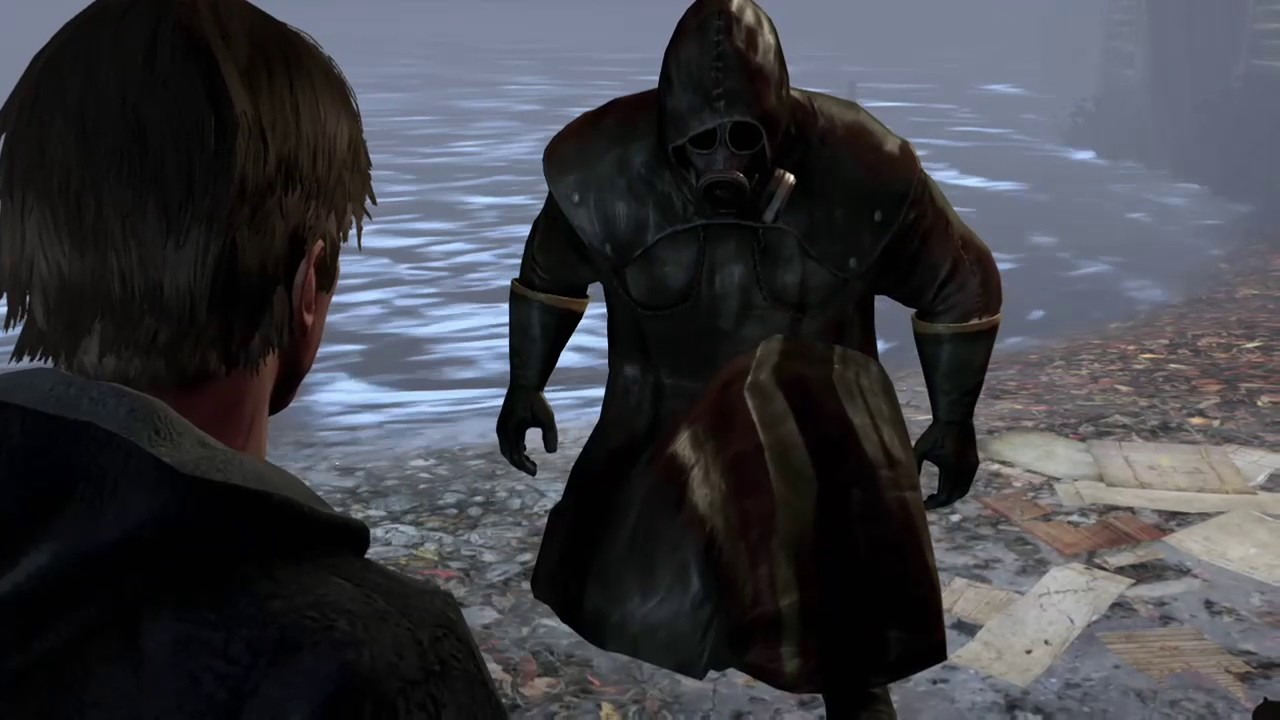 Silent Hill Downpour (Xbox One) The Bogeyman Boss Fight ...