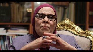 نائبة البرلمان المصرى آمنة نصير   النقاب شريعة يهودية وليس من الاسلام فى شىء وجريدة اسرائيلية ترد عليها