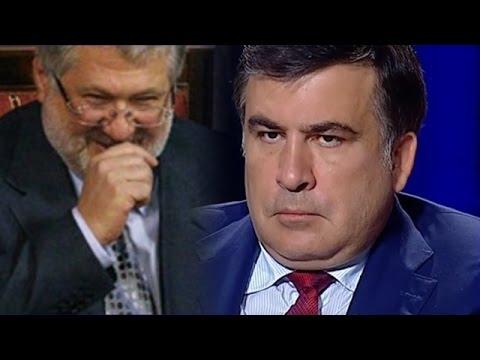 Саакашвили в эфире