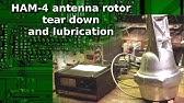 CDE Ham Radio Antenna Rotor and Control - YouTube Ham Rotor Wiring Diagram on