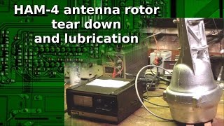 Video Ham Radio - What's inside an Antenna Rotor?  Tear down and lubrication. download MP3, 3GP, MP4, WEBM, AVI, FLV Oktober 2018
