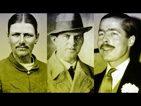 8 Criminals Who Mysteriously Vanished