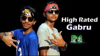 High Rated Gabru | Nawabzaade | Duet Dance Choreography By D4 Dance Academy