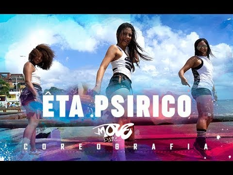 Êta - Psirico - Move Dance Salvador - Coreografia