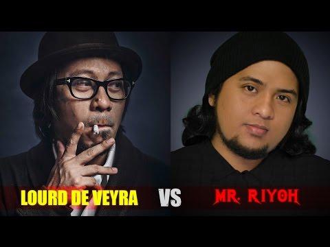 Mr. Riyoh Rebuttal to Lourd de Veyra