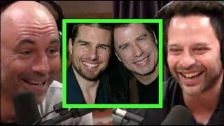 Joe Rogan & Nick Kroll - John Travolta, Tom Cruise, and Scientology
