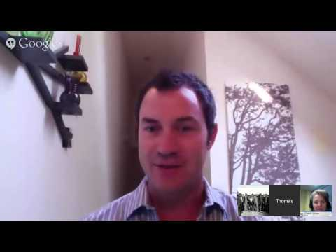Ludlow Google Hangout Experience #1 | Historian Hangout: Thomas Andrews
