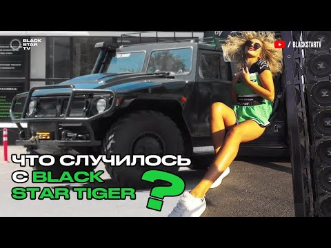 ЗАРЯЖАЕМ BLACK STAR TIGER ТОННОЙ МУЗЫКИ