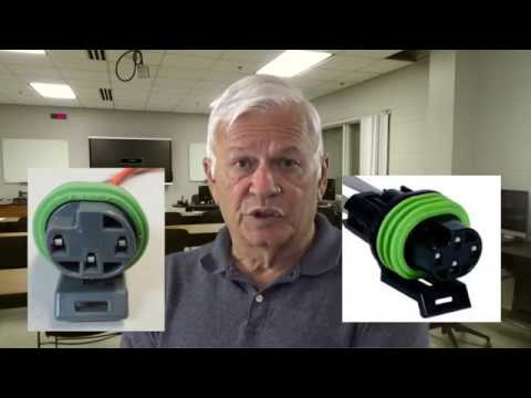 Honda 4 wire pressure switch - YouTube