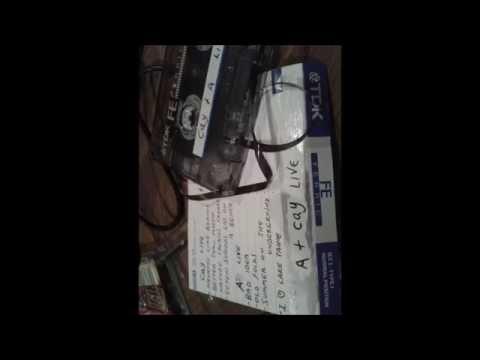*** Cay 'A' & Feeder - Live 1999 ***