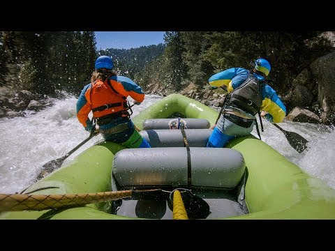 GoPro: HERO7 Black | Rafting the North Fork Payette River in 4K