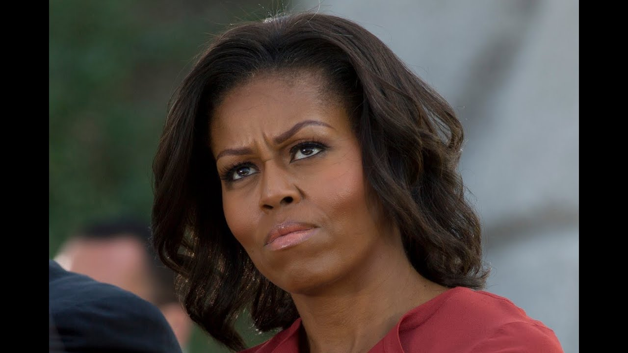 Michelle Gives Saudi Billionaires The Stink Eye