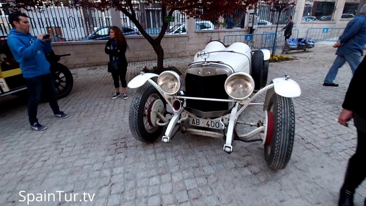 Выставка ретро автомобилей в Аликанте, старые американские машины. Сергей Езовский и SpainTur.tv