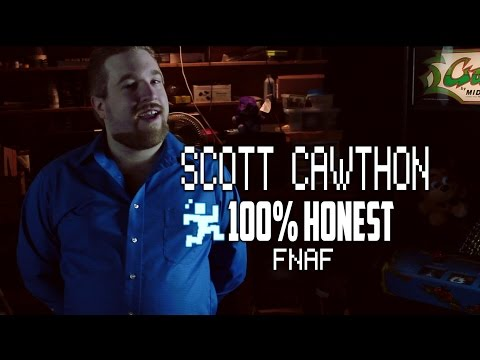 If Scott Cawthon (FNAF) Were 100% Honest With Us...
