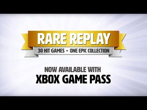 8 игр сборника Rare Replay улучшены для Xbox One X