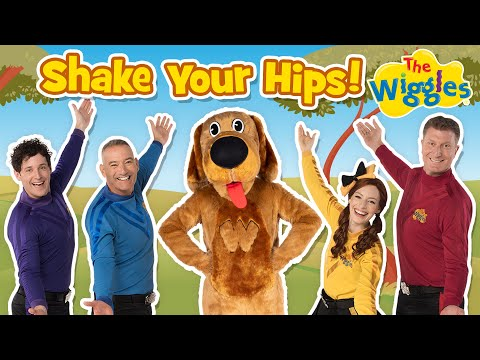The Wiggles: Shake Your Hips With Wags The Dog