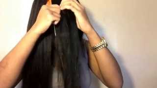 Aliexpress Qingdao elva hair products review