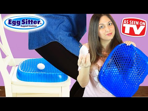Egg Sitter Review | Testing As Seen on TV Products