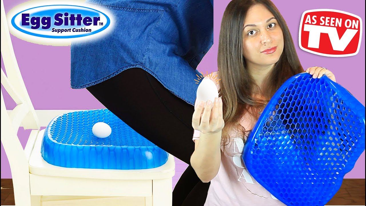 Egg Sitter Review Testing As Seen On Tv Products Youtube