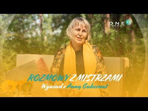 """Mindfulness w One Energy TV_Anna Gubernat w """"Rozmowy z mistrzami"""""""