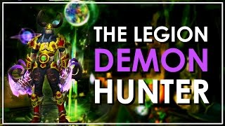 the demon hunter wow legion class review worth playing